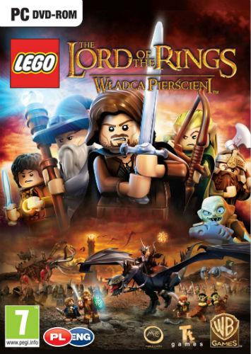 LEGO Władca Pierścieni (PC) PL
