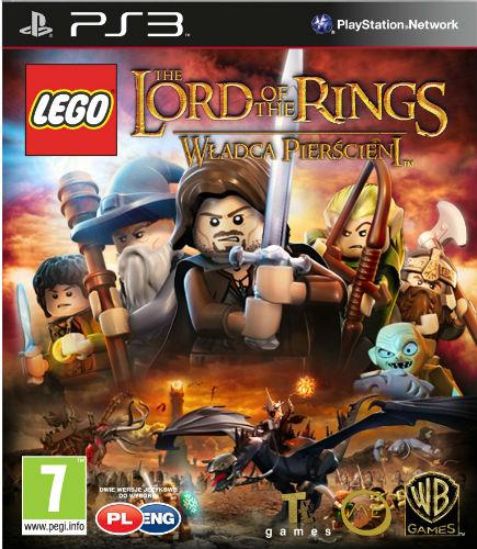 LEGO Władca Pierścieni Essentials(PS3) PL