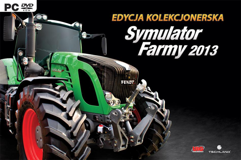 Symulator Farmy 2013 Edycja Kolekcjonerska (PC) PL