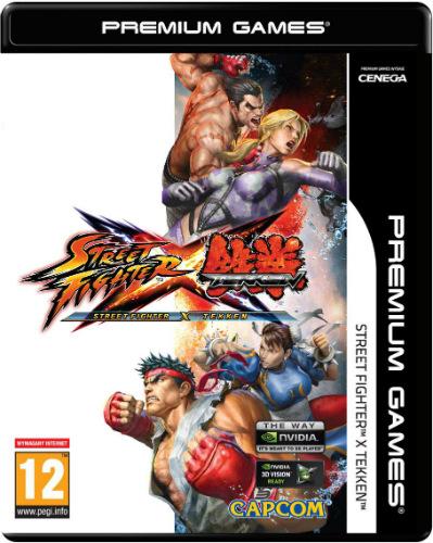 [NPG] Street Fighter X Tekken (PC) PL