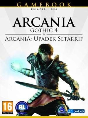 Arcania: Gothic 4 + Upadek Setarrif - Gamebook (PC) PL