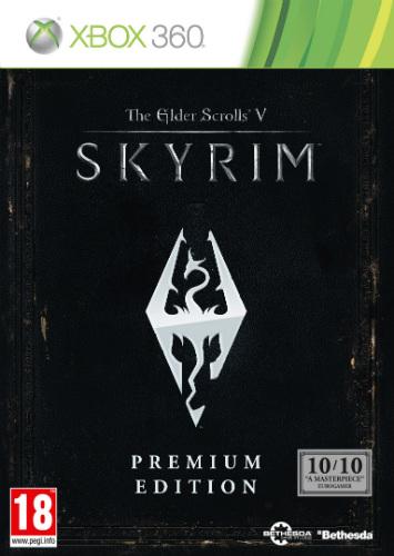 The Elder Scrolls V: Skyrim Premium Edition (X360)