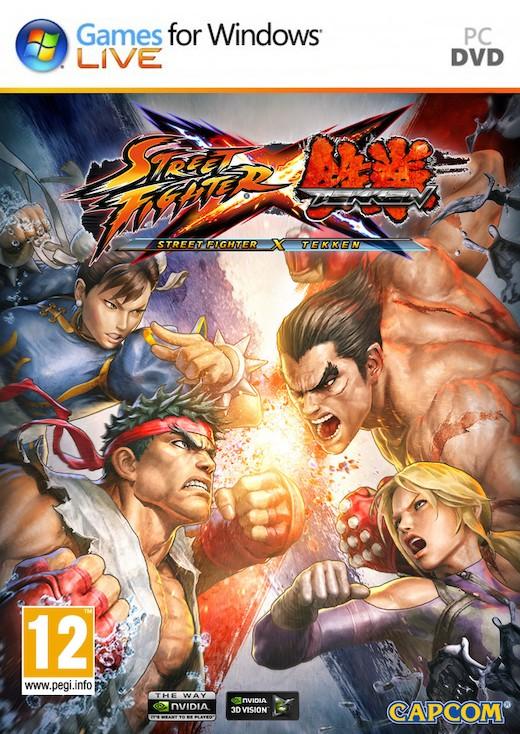 Street Fighter X Tekken (PC) PL DIGITAL