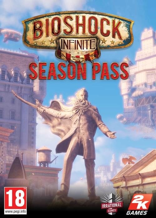 BioShock: Infinite Season Pass (PC) klucz Steam