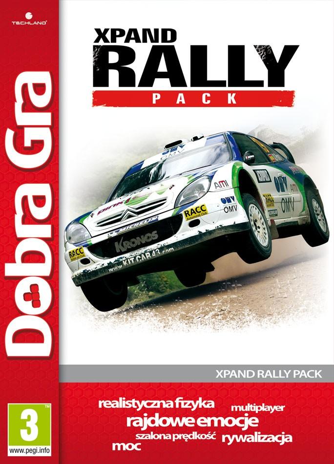 Xpand Rally Pack - Dobra Gra (PC)