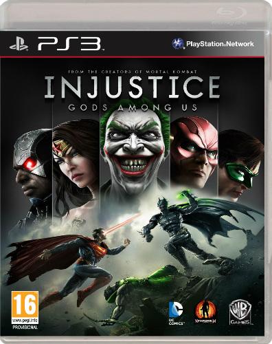 Injustice: Gods Among Us (PS3) Edycja kolekcjonerska