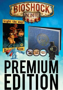 Bioshock: Infinite (PC) Premium Edition + Season Pass
