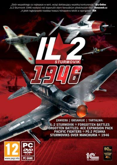 Ił-2 Sturmovik 1946 (PC) PL/ANG