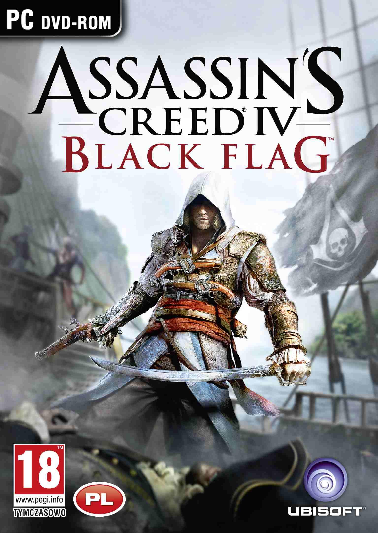 Assassin's Creed IV Black Flag Buccaneer Edition (PC) PL