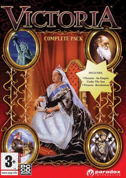 Victoria Complete Bundle (PC) DIGITAL