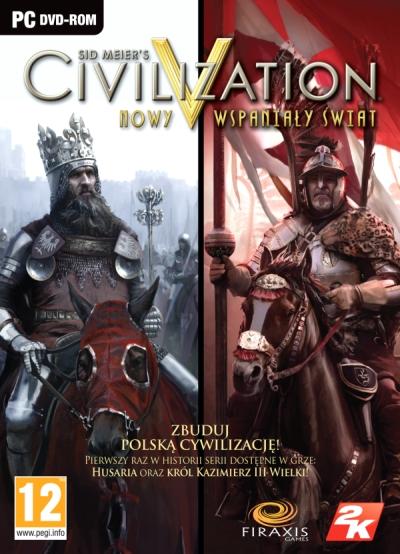 Sid Meier's Civilization V: Nowy Wspaniały Świat (PC) PL DIGITAL