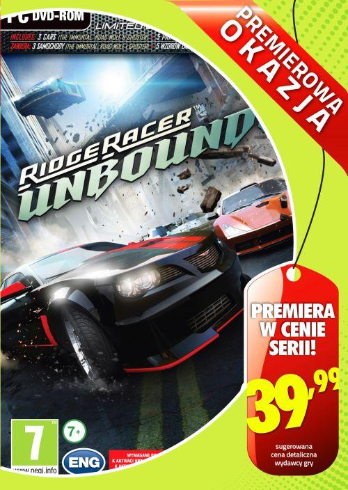 Ridge Racer: Unbounded (PC)