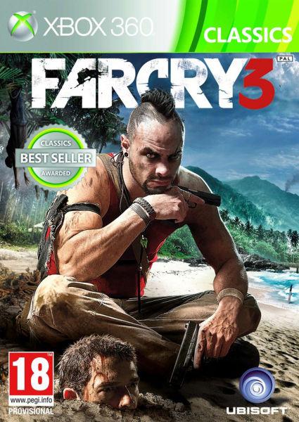 Far Cry 3 Classics (X360) PL