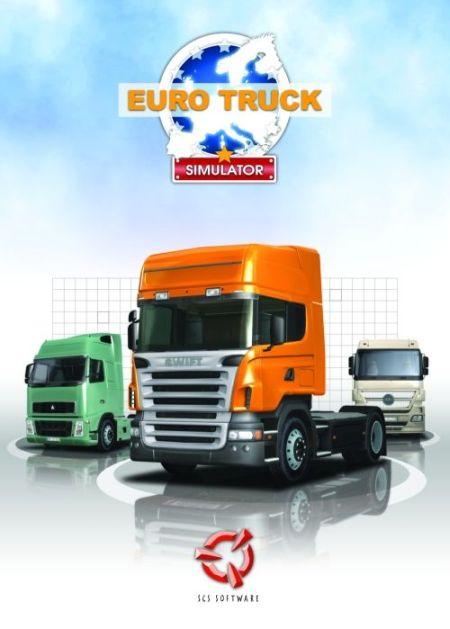 Euro Truck Simulator + Ekspansja Wlk. Brytania (PC) PL DIGITAL