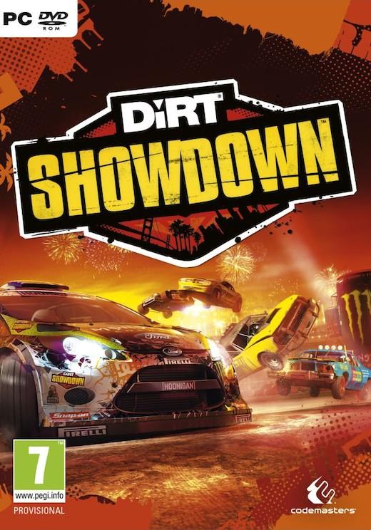 DiRT Showdown (PC) klucz Steam