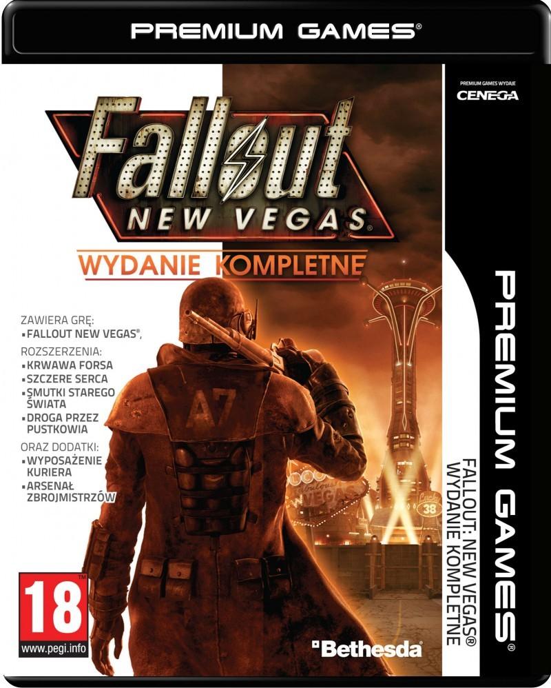 [NPG] Fallout New Vegas Wydanie Kompletne (PC) PL/ANG