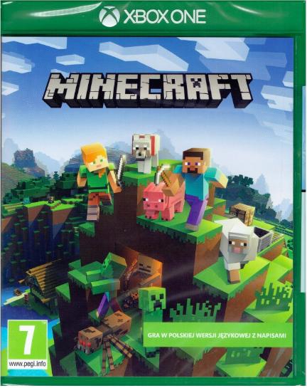 Minecraft (XOne) PL