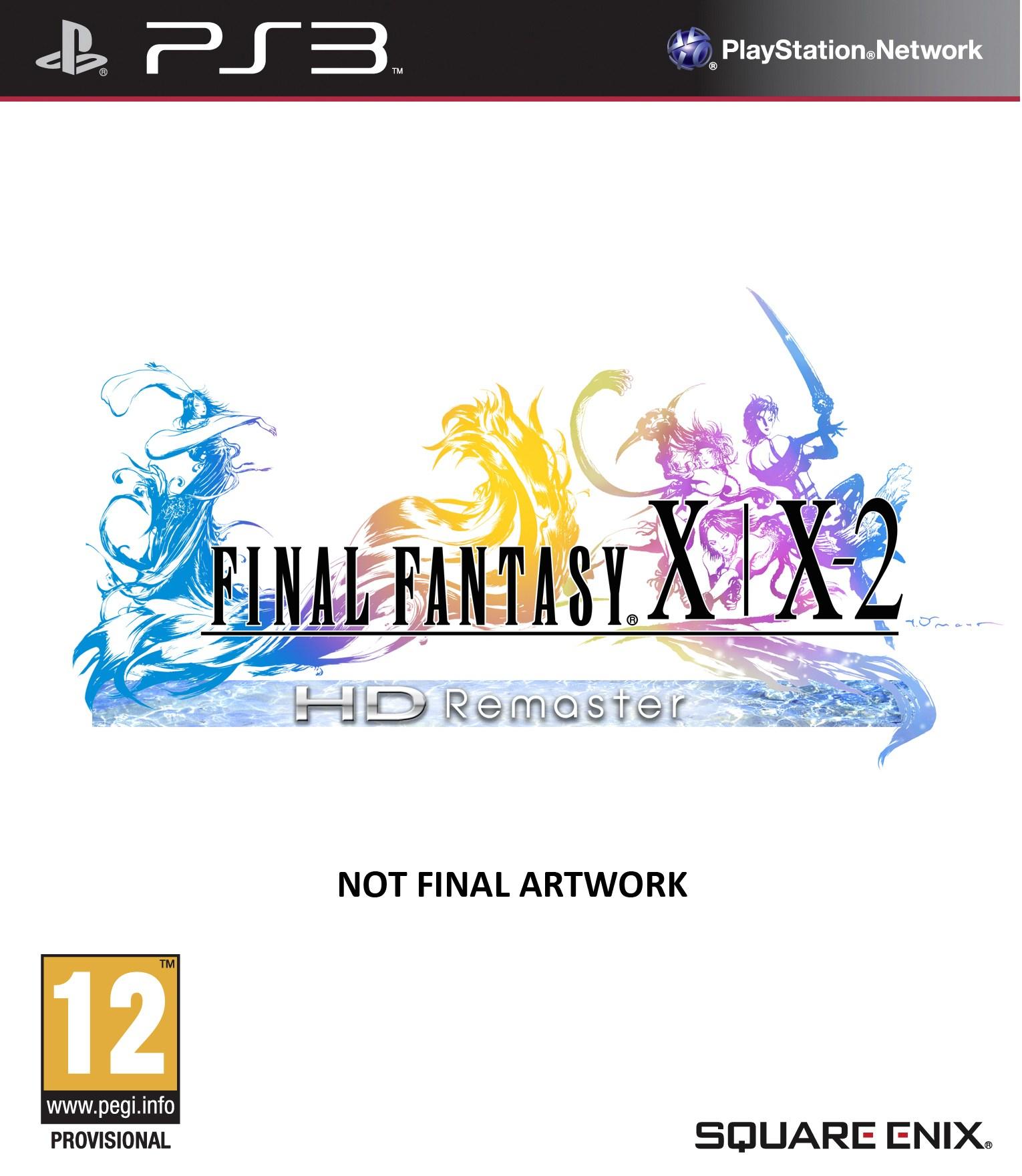 Final Fantasy X/X2 HD Remaster (PS3)