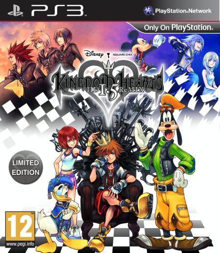 Kingdom Hearts HD 1.5 ReMIX Limited Edition (PS3)