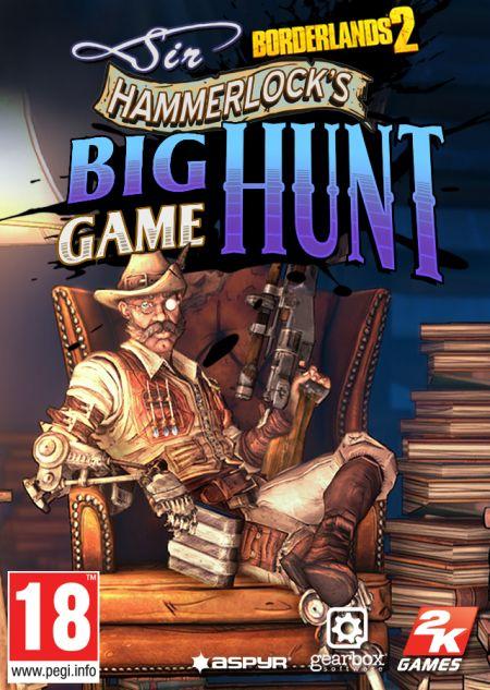 Borderlands 2 Sir Hammerlock's Big Game Hunt (MAC) DIGITAL