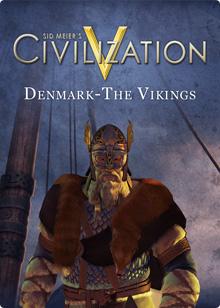 Sid Meier's Civilization V: Civilization and Scenario Pack: Denmark - The Vikings (MAC) DIGITAL