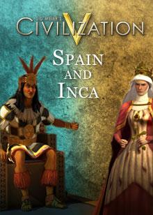 Sid Meier's Civilization V: Civilization and Scenario Pack - Spain and Inca (MAC) DIGITAL
