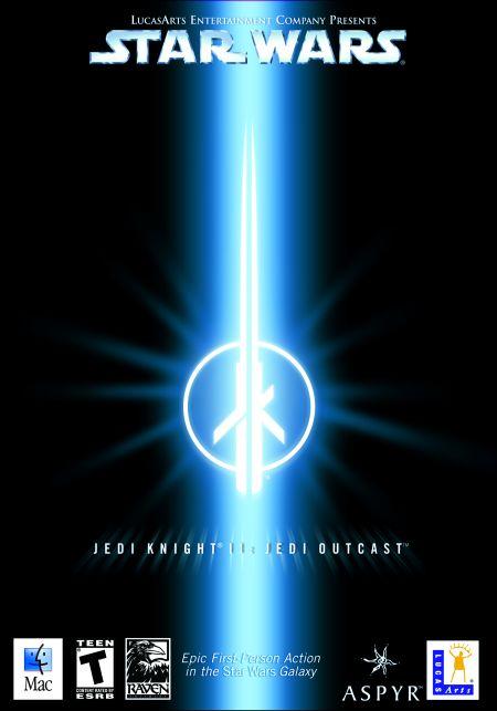 Star Wars: Jedi Knight II: Jedi Outcast (MAC) klucz Steam