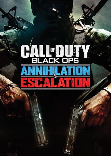 """Call of Duty: Black Ops """"Annihilation & Escalation"""" DLC (MAC) DIGITAL"""