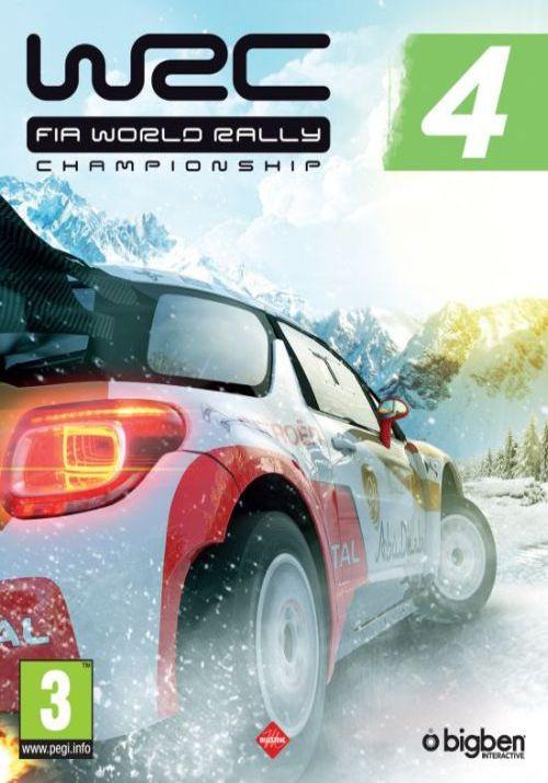 World Rally Championship 4 - WRC 4 (PC) Klíč Steam