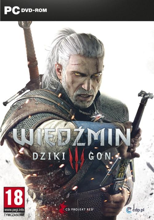 Wiedźmin III: Dziki Gon (PC) PL + 16xDLC!