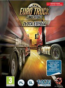 Euro Truck Simulator 2 Złota Edycja (PC) PL klucz Steam