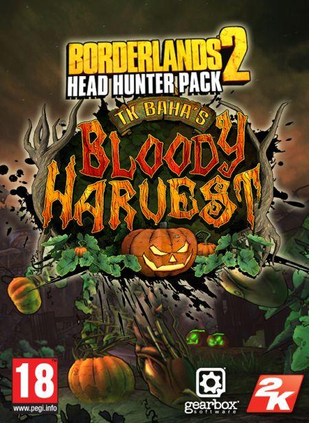 Borderlands 2 DLC Headhunter 1: Bloody Harvest (PC) klucz Steam
