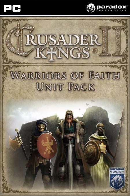 Crusader Kings II: Warriors of Faith Unit Pack (PC) DIGITAL