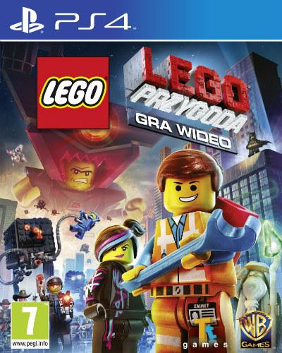Lego Przygoda Gra wideo (PS4) PL + Bonus
