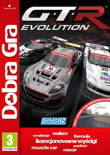GTR Evolution - Dobra Gra (PC)