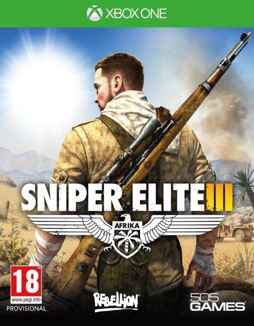 Sniper Elite III: Afrika (XOne)