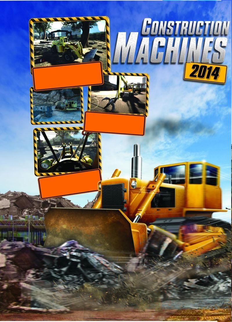 Construction Machines 2014 (PC) PL DIGITAL