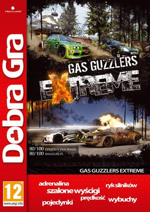 Gas Guzzlers Extreme - Dobra Gra (PC) PL