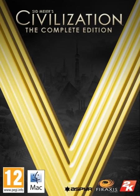 Sid Meier's Civilization V: The Complete Edition (MAC) DIGITAL