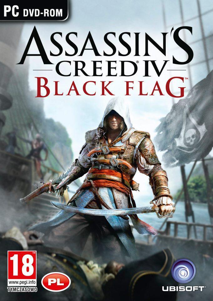 Assassin's Creed IV Black Flag  Guild of Rogues DLC (PC) PL DIGITAL