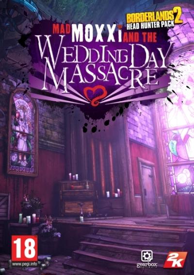 Borderlands 2 DLC Headhunter 4: Wedding Day Massacre (PC) DIGITAL