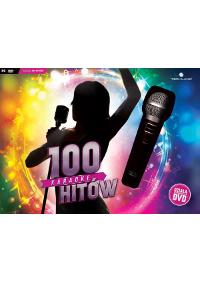 Karaoke 100 Hitów (PC) + mikrofon
