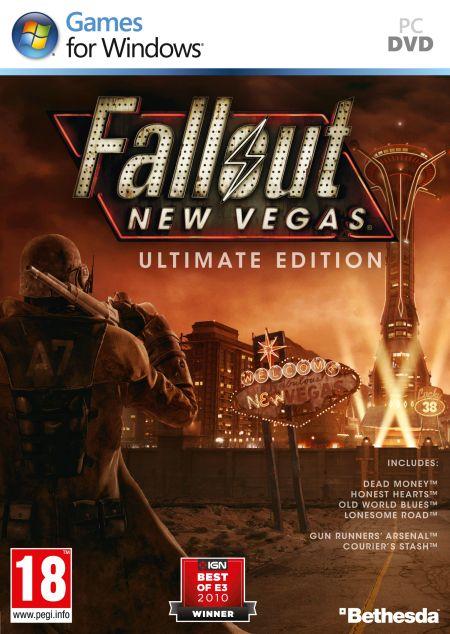 Fallout New Vegas Wydanie Kompletne (PC) PL/ANG DIGITAL