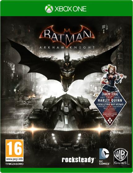 Batman: Arkham Knight (XOne) PL