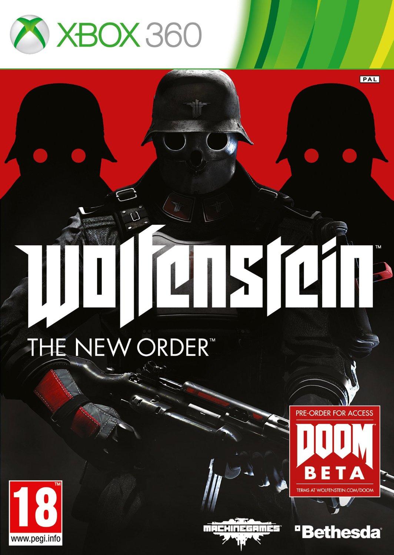 Wolfenstein: The New Order (X360)
