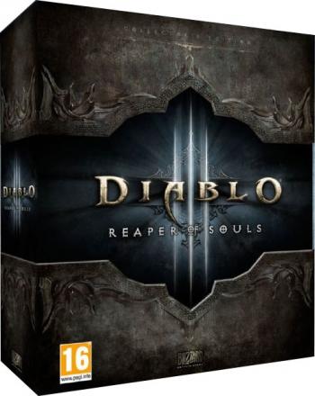 Diablo III: Reaper of Souls - Edycja Kolekcjonerska (PC)
