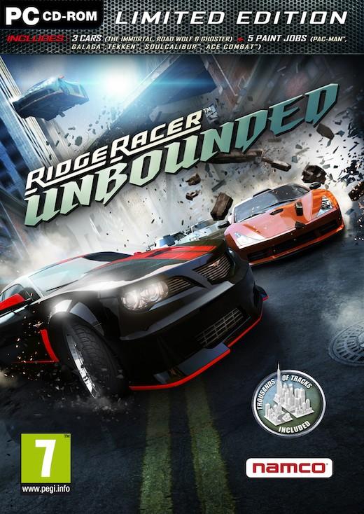 Ridge Racer: Unbounded - Full Pack (PC) DIGITAL