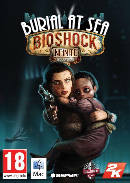 BioShock Infinite: Burial at Sea - Episode 2 (MAC) DIGITAL