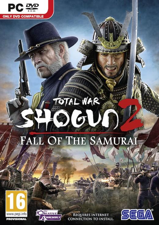 Total War: Shogun 2 - Fall of the Samurai - Saga Clan Pack DLC (PC) DIGITAL