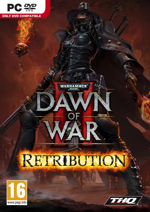 Warhammer 40,000: Dawn of War II - Retribution - Farseer Wargear DLC (PC) DIGITAL